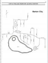 Map Image 024, Alcona County 1995